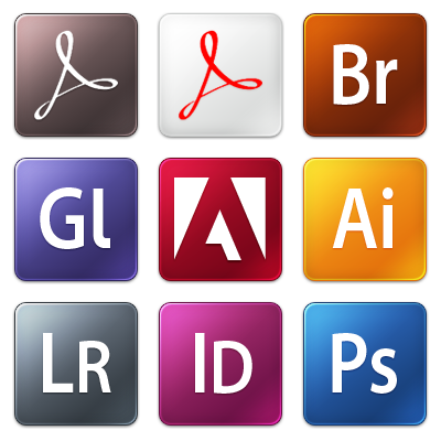 Koregraphic CS3 Icons
