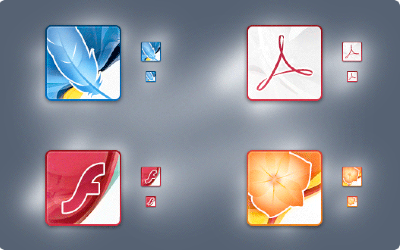 Louie Mantia CS3 Icons