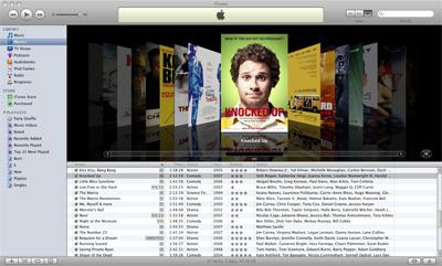 iTunes Movie Meta